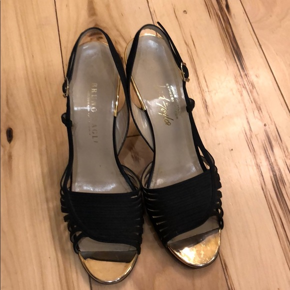 a2bd46735e Bruno Magli Shoes | For Lord Taylor Sz 7 12 Heels | Poshmark